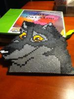 Balto Perler Creation by RileysPBWarehouse