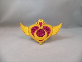 Sailor Moon Crisis Compact patch by starlit-creations