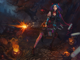 Helloween Jinx by haryarti