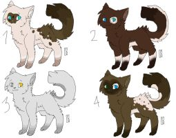Kitty Breeding Tres [closed] by opadopts