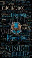 HD Ravenclaw Phone Wallpaper by emily-corene