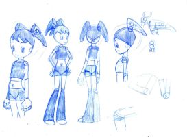 xj9 sketch model view by tolan68