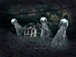 Ghosts by emilieleger