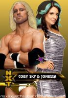 NXT Promo: Coby Sky and JoNessa by neXXXusTheUber