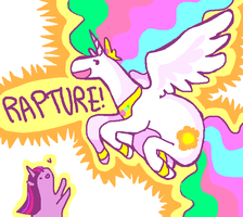 rapture by seniorpony