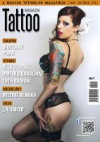 Hungarian Tattoo Magazine 174 - October 2014 by hortipeter