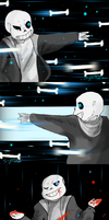 Better not be dead Papyrus! by SugarUP