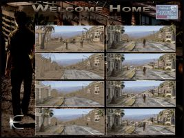 Welcome Home- Steps by EvaKedves