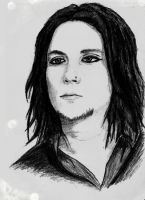 Synyster Gates, The New Black by metaLidiOt