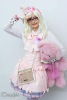 ~ Sweet Lolita With Teddy Bear ~ |5| by GotNothingOnMe