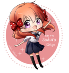 Sakura Chiyo by Ailish-Lollipop