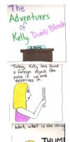 The Adventures of Kelly by katzypotter