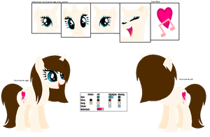 Sweet-Official Character Ref by SweetPony-Bases