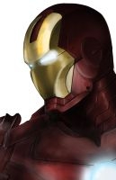 Iron Man by epletz