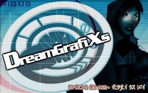 Remake of the Dreamgrafix logo by Riguz