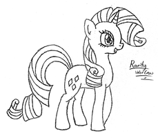 2012-01-13-Rarity, Remade by Valorcrow