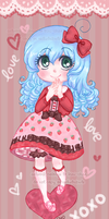 :: sweet valentines 2o12 :: by kinies