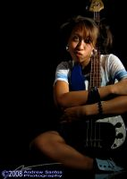Melissa : Bass Is Life II by OnlyAppearStupid