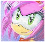 Free_icon_Amy_Rose by RainWaterfallsZone