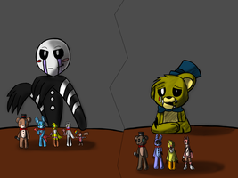 FNaF 2: Your Move by Buizelfreak
