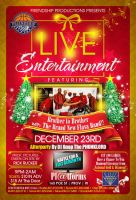 Live Ent Nite Flyer 2 by AnotherBcreation