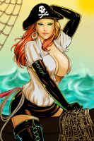 Pirate Queen by accessoire
