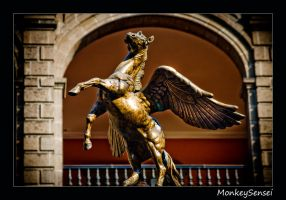 Galope Bronce 1 by MonkeySensei