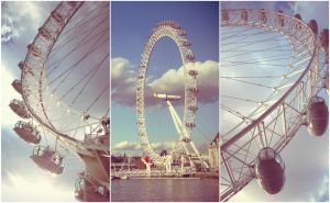 london eye by ValerieGB