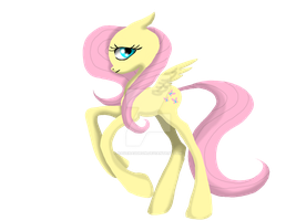 Fluttershy by ravenaudron
