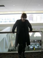The Crow at Otakon by Ivory-Bloodrose
