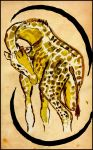 Giraffe by BreakthroughDesigns
