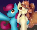 Thaiz and Paty MLP oc X3 by PatyCandy