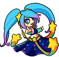 [FAN ART] Arcade Sona by Ayinai