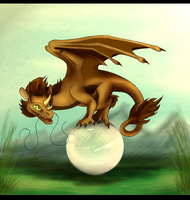 FR : Something About Dragons:: Balance Act by Myth-Dragon