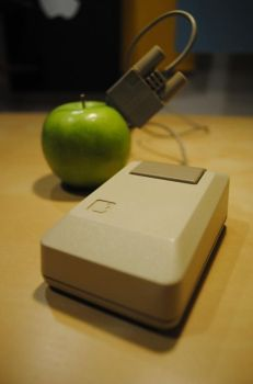Apple Macintosh Mouse by MattsMac