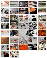 printing sessions 3colores by piancita