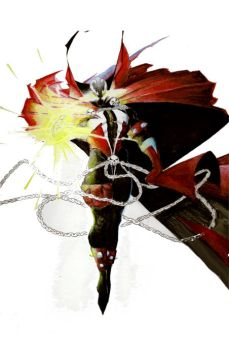 Spawn Watercolor by ArchLimit
