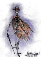 Candle Cove - The Skin Taker by WhiteStarCyanide