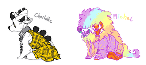 Circus (ADOPTABLES) by FlyingRotten