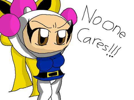 No One Cares by AxelleBomber