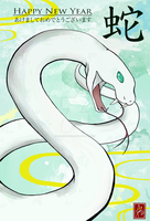 Year of the Snake 2013 by ravenchaser