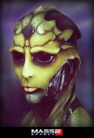 Thane Krios by K4ll0