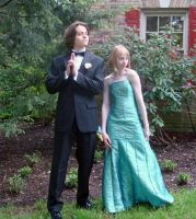 PROM PIC OYES by BlackMageLeah