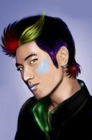 Magnus Bane by TheSearchingEyes
