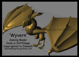 Wyvern Updated by macawnivore