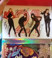 2NE1 Autographed Album To Anyone Photo Book by ebabe227