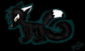 Silhouette by Nine-tailed-FireFox