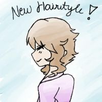 Cara's New Hairstyle! :'D by CaraTheHedgehog