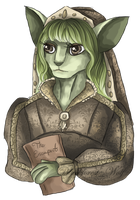 Neopets: Escapist the Kyrii by Blesses