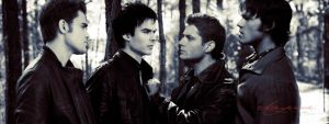 Brothers TVD SPN by Schoggii